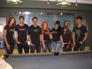 Shadowhunters cast