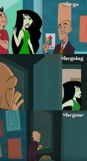 Shego Meme
