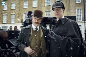 Sherlock Special - The Abominable Bride - First Look foto