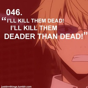 Shizuo Quote