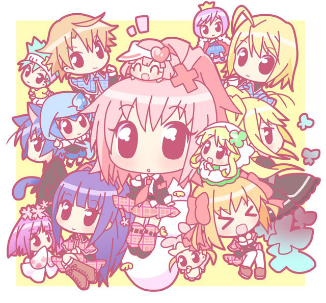 Ls 99 Or Annie Chan Images Shugo Chara Chibi Characters Wallpaper