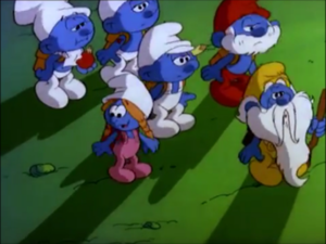 Smurfquest - The Smurfs
