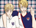 Soccer USUK - hetalia-couples photo