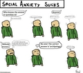Social Anxiety Sucks.