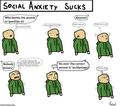 Social Anxiety Sucks.