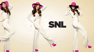 Sofia Vergara hosts SNL: April 8, 2012