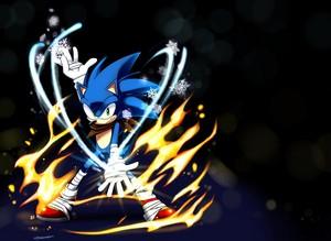 Sonic boom moto and ice
