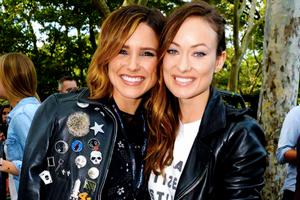 Sophia and Olivia