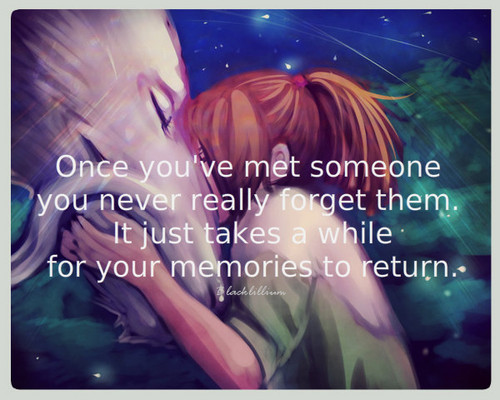 Spirited Away Quotes Beauteous Quotes Images Spirited Away Wallpaper And Background Photos 38906004