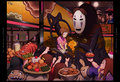 Spirited Away - spirited-away fan art