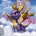 Spyro - spyro-the-dragon icon