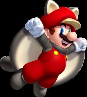 Squirrel Mario