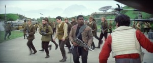 Star Wars: The Force Awakens Trailer - Screencaps