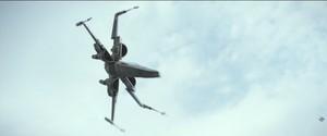 bintang Wars: The Force Awakens Trailer - Screencaps