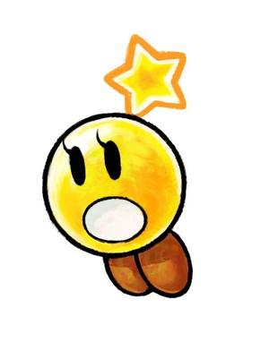 Starlow (Mario and Luigi Paper Jam)