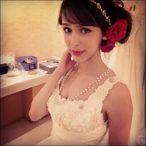 Stefanie Joosten 壁紙 possibly with a bridesmaid entitled Stefanie Joosten