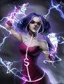 Stormy Potrait