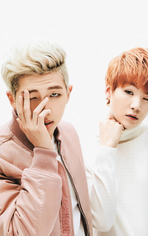 Suga/Rapmonster hotties ♔♥