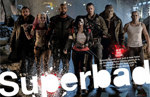 Suicide Squad makala in Empire Magazine [1]