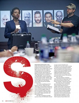Suicide Squad makala in Empire Magazine [2]