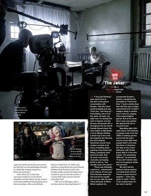 Suicide Squad makala in Empire Magazine [3]
