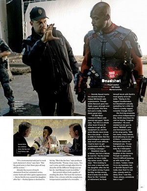 Suicide Squad makala in Empire Magazine [6]