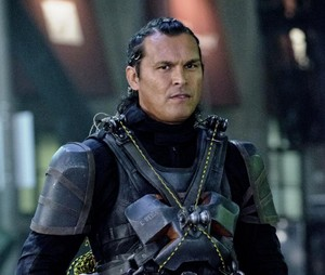 Suicide Squad Stills - Adam beach, pwani as Slipknot