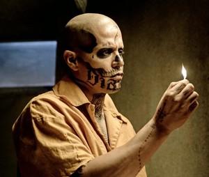 Suicide Squad Stills - Jay Hernandez as El Diablo
