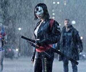 Suicide Squad Stills - Karen Fukuhara as Katana