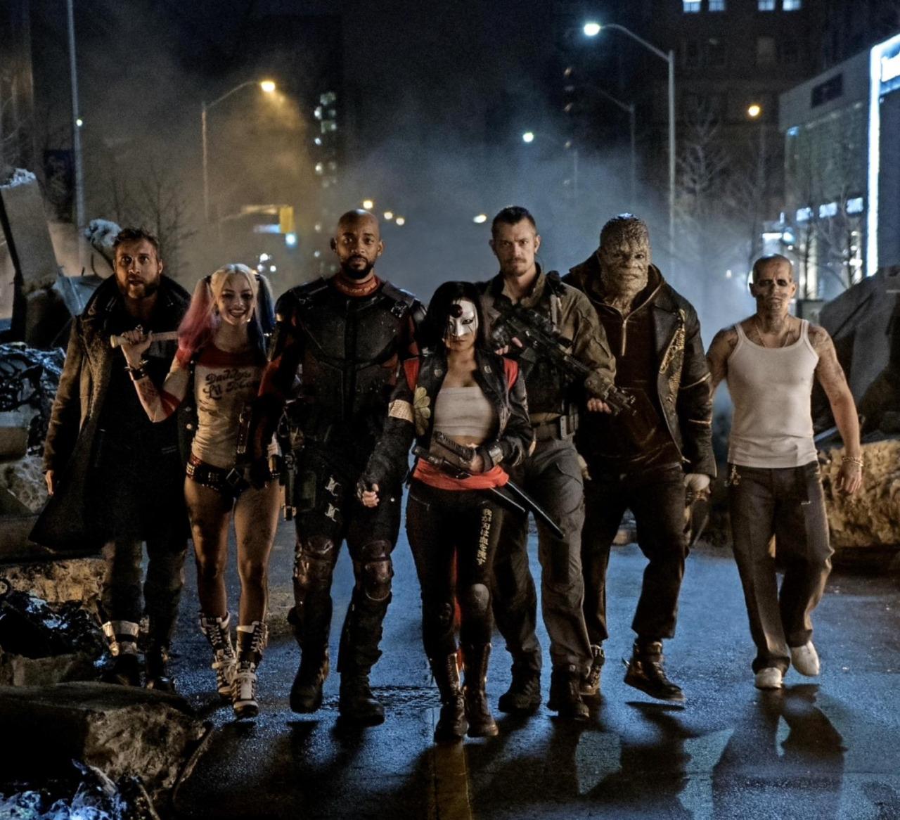 Suicide Squad Stills - The Squad
