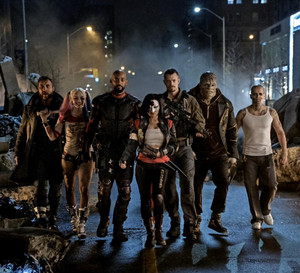 Suicide Squad Stills - The Squad