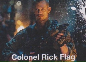 Suicide Squad Stills - Joel Kinnaman as Rick Flagg