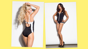 Summer Rae and Alicia Fox