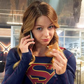 Supergirl - Behind The Scenes