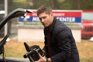 Supernatural 11.01 ''Out of the Darkness, Into the Fire''