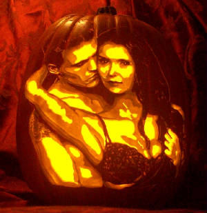 TVD pumpkin, boga