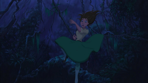 Jane Porter wallpaper titled Tarzan  1999  BDrip 1080p ENG ITA x264 MultiSub  Shiv .mkv snapshot 01.13.53  2014.08.21 10.35.13
