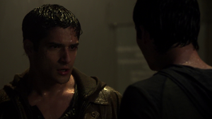 Teen Wolf 5x09 - Stiles and Scott