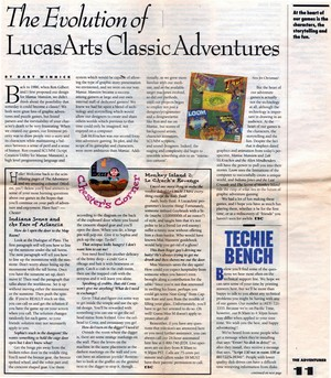 The Adventurer Issue 5