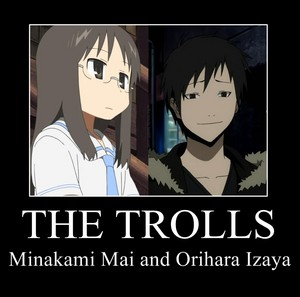 The anime Trolls