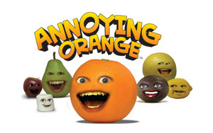 The Annoying naranja