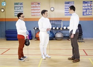 The Big Bang Theory 9.05 ''The Perspiration Implementation''