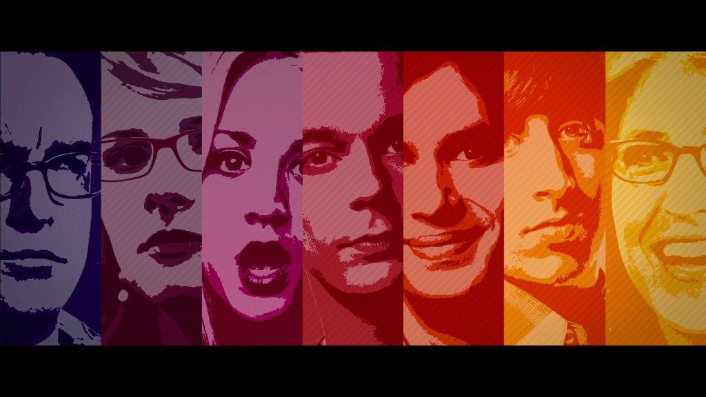 The Big Bang Theory Alternate Opening