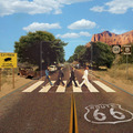 The Bigger Picture: Abbey Road - the-beatles fan art
