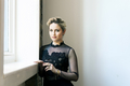 dianna-agron - The Daily Telegraph photoshoot wallpaper