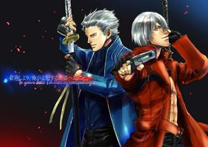 The Dark and Crimson Slayer