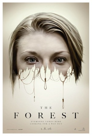 The Forest (2015) Poster