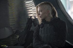 The Hunger Games:Mockingjay - Part 2 production stills