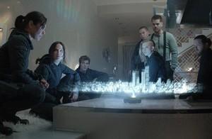 The Hunger Games:Mockingjay - Part 2 production stills