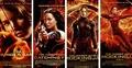The Hunger Games to Mockingjay Part 2 - katniss-everdeen fan art